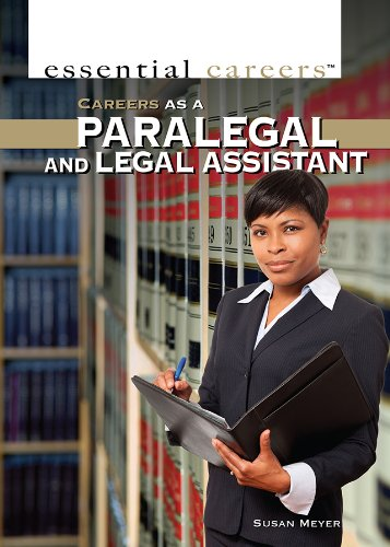 Careers as a Paralegal and Legal Assistant (Hardback): G S Prentzas