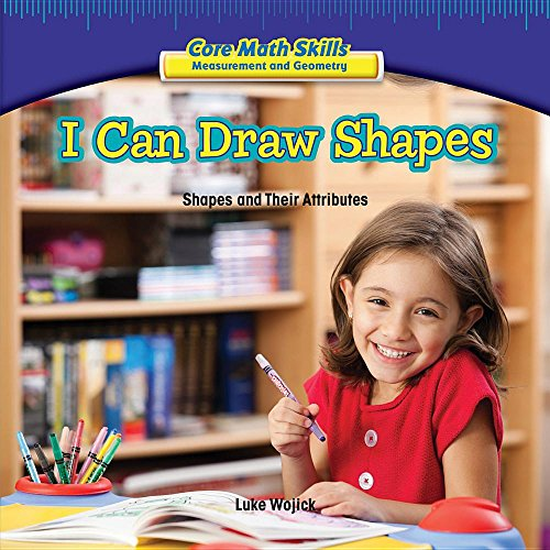I Can Draw Shapes: Shapes and Their: Wojick, Luke