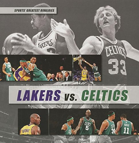 Lakers Vs. Celtics (Sports Greatest Rivalries): Holmes, Parker