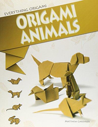9781477756232: Origami Animals (Everything Origami)