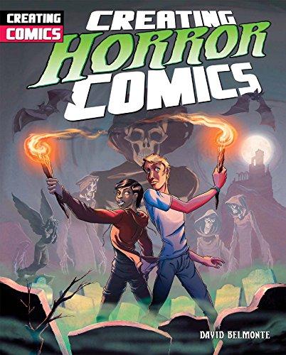 9781477759202: Creating Horror Comics (Creating Comics)