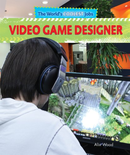 9781477760161: Video Game Designer (The World's Coolest Jobs)