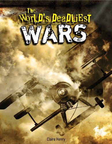 The Worlds Deadliest Wars: Claire Henry