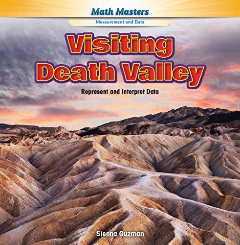 Visiting Death Valley: Represent and Interpret Data: Sienna Guzman