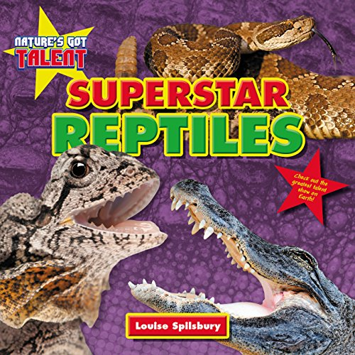 9781477770573: Superstar Reptiles