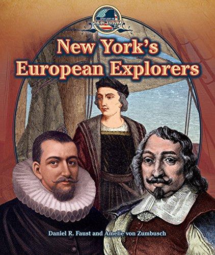 New York's European Explorers (Spotlight on New York): Daniel R. Faust
