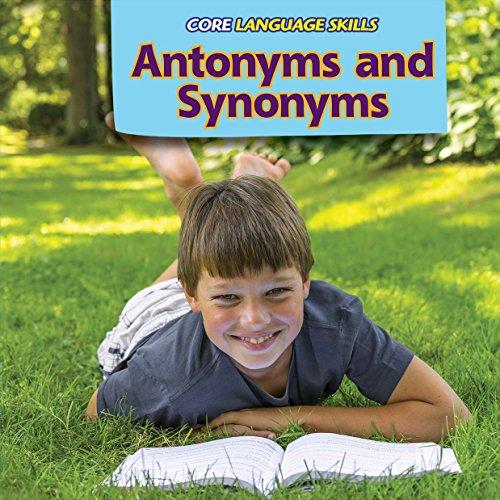Antonyms and Synonyms (Core Language Skills): Murray, Kara