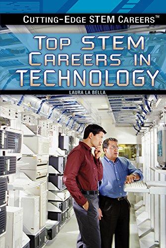 Top Stem Careers in Technology (Cutting-Edge Stem: La Bella, Laura