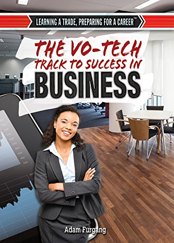 The Vo-Tech Track to Success in Business (Hardback): Adam Furgang