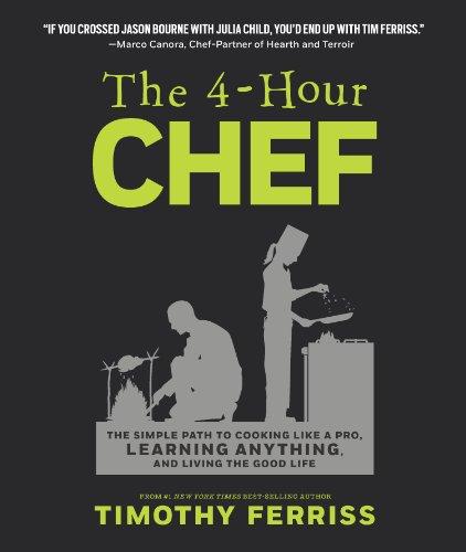Four Hour Chef: Penny De Los Santos, Timothy Ferriss