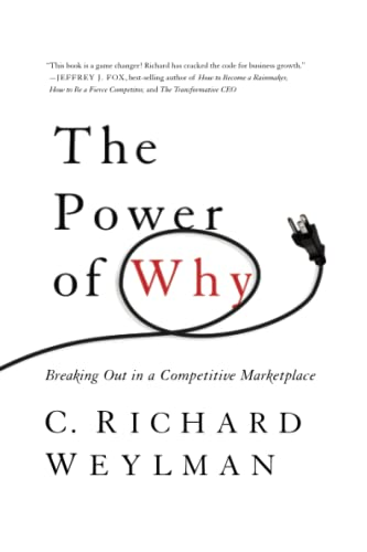 9781477800737: The Power of Why: Breaking Out In a Competitive Marketplace