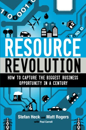 9781477801192: Resource Revolution: How to Capture the Biggest Business Opportunity in a Century
