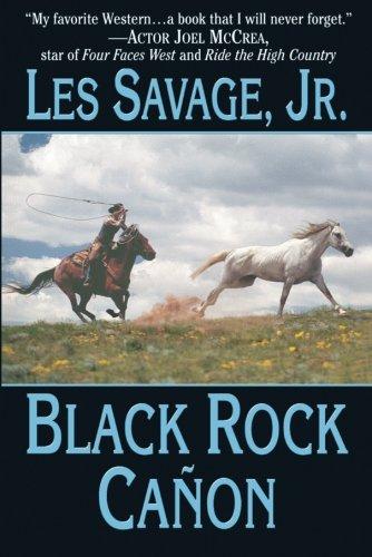 9781477807804: Black Rock Canon