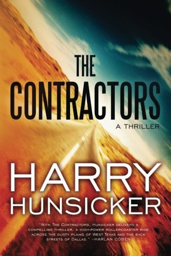 9781477808726: The Contractors (A Jon Cantrell Thriller)