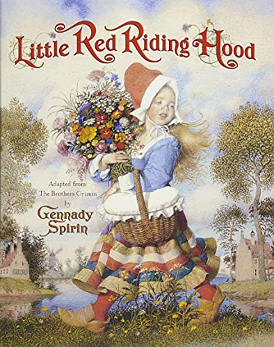 9781477810477: Little Red Riding Hood
