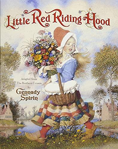 Little Red Riding Hood: Gennady Spirin