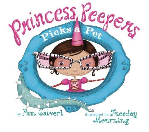9781477810675: Princess Peepers Picks a Pet