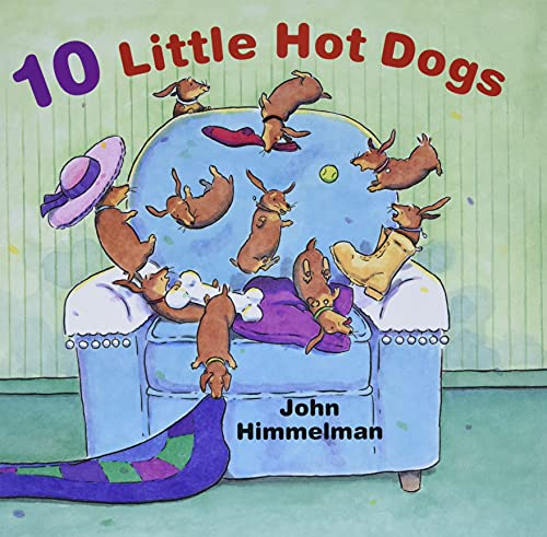 9781477810750: 10 Little Hot Dogs