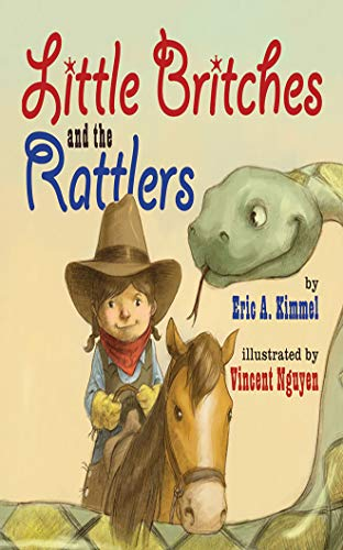 9781477810880: Little Britches and the Rattlers