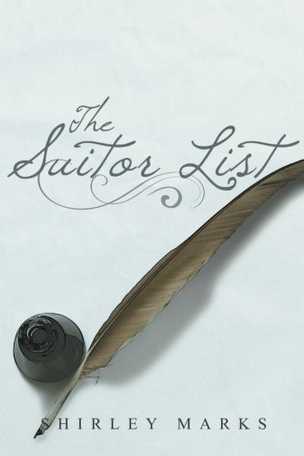 The Suitor List (A Gentlemen of Worth): Shirley Marks