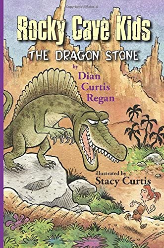 9781477816325: The Dragon Stone (The Rocky Cave Kids)