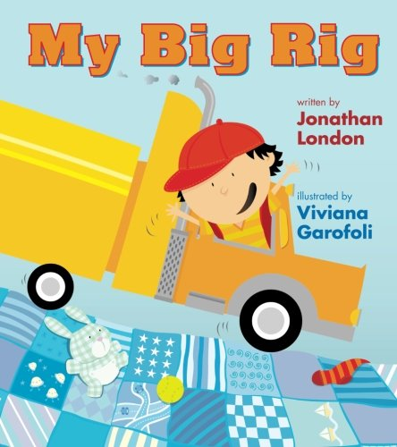 My Big Rig: London, Jonathan