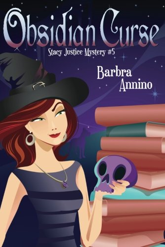 9781477820124: Obsidian Curse (A Stacy Justice Mystery)