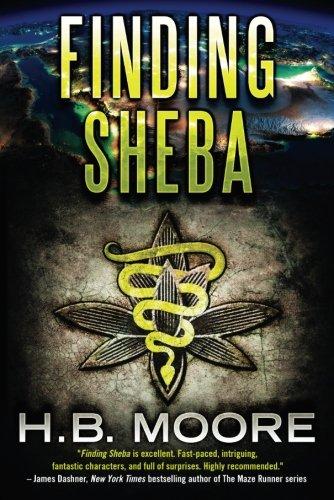 9781477821428: Finding Sheba (An Omar Zagouri Thriller)