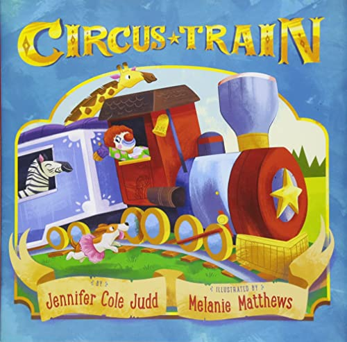 Circus Train: Jennifer Cole Judd