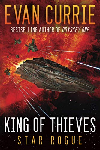9781477828243: King of Thieves (Odyssey One: Star Rogue)