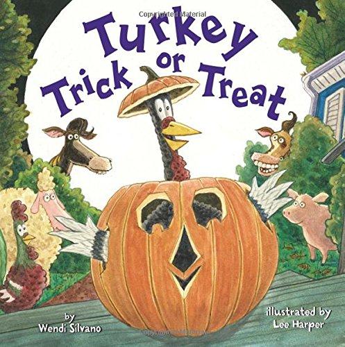 9781477830185: Turkey Trick or Treat