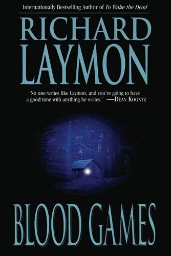9781477837030: Blood Games