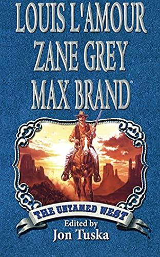 The Untamed West: Louis L'Amour, Zane