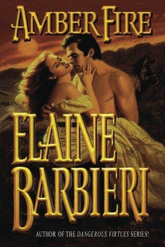 Amber Fire: Barbieri, Elaine