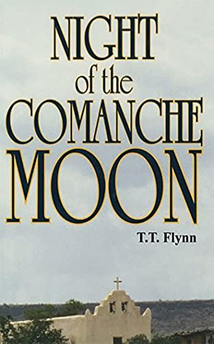 9781477840313: Night of the Comanche Moon (Five Star Westerns)