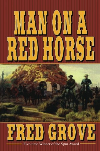 9781477841396: Man on a Red Horse