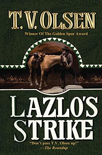 9781477841761: Lazlo's Strike