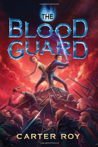 9781477847251: The Blood Guard (The Blood Guard Series)