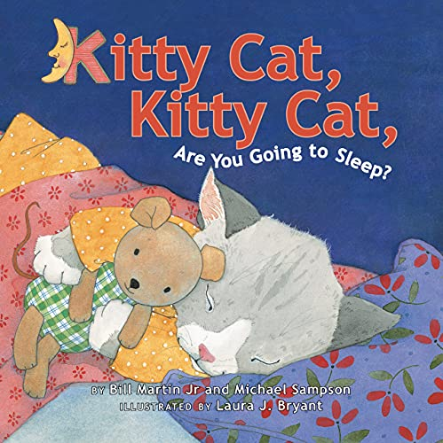 9781477847343: Kitty Cat, Kitty Cat, Are You Going to Sleep?