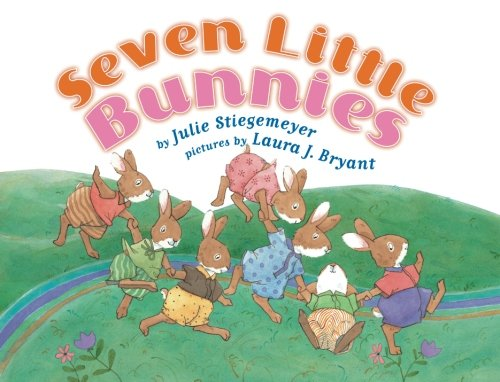 9781477847527: Seven Little Bunnies