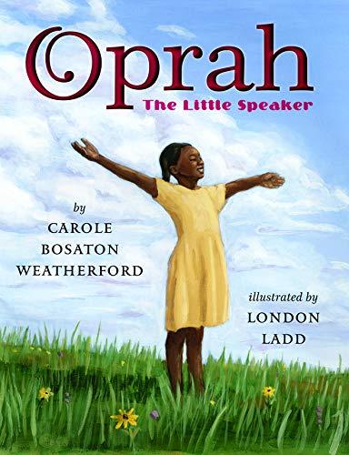 9781477847596: Oprah: The Little Speaker