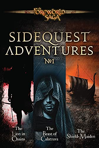 SideQuest Adventures No. 1 (The Foreworld Saga): Teppo, Mark; Trim, Angus; Pearce, Michael Tinker; ...