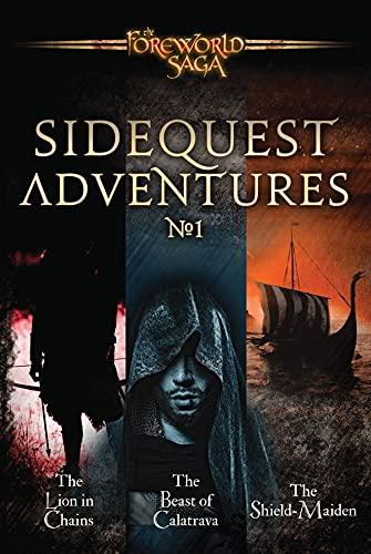 SideQuest Adventures No. 1 (The Foreworld Saga): Mark Teppo