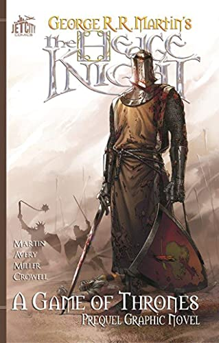 9781477849101: The Hedge Knight: The Graphic Novel (A Game of Thrones)