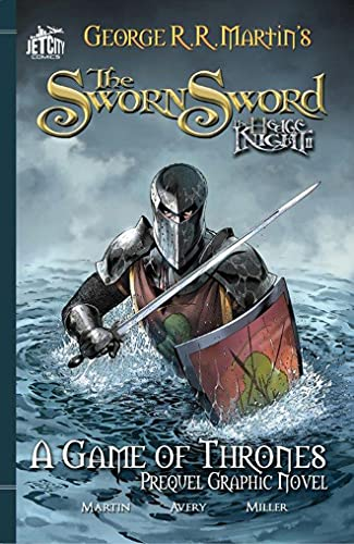 9781477849293: The Sworn Sword: The Graphic Novel