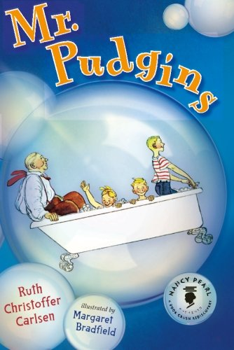 Mr. Pudgins (Nancy Pearl's Book Crush Rediscoveries): Ruth Christoffer Carlsen