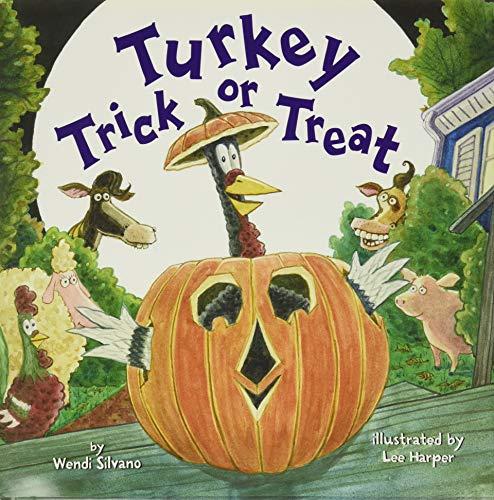 9781477849743: Turkey Trick or Treat