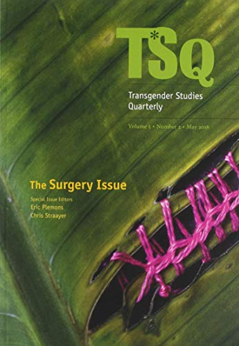 9781478000525: The Surgery Issue
