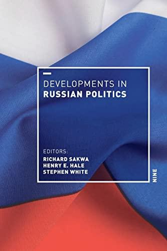 9781478004806: Developments in Russian Politics 9