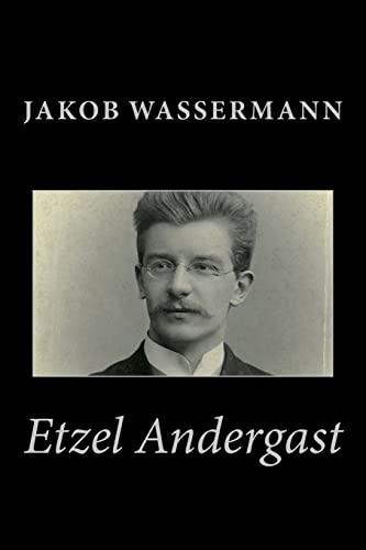 9781478109129: Etzel Andergast (German Edition)